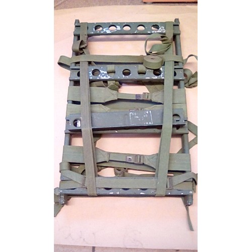 ALLOY GS MANPACK FRAME 1945 DATED COMPLETE ASSY